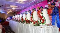 Nhân Quốc khánh 2/9: Lễ cưới tập thể 100 đôi thanh niên công nhân có hoàn cảnh khó khăn