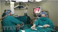 Cứu sống bệnh nhi bị toàn bộ nội tạng nằm trong lồng ngực