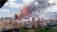 Nổ pháo hoa tại Malaysia, hơn 20 người bị thương