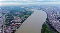 Tìm giải pháp tháo gỡ quy hoạch 2 bên sông Hồng, Hà Nội