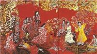 Việt Nam và Đức phối hợp tổ chức tọa đàm về tranh sơn mài