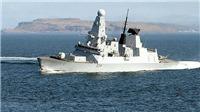 Anh mở căn cứ hải quân mới tại Trung Đông sau gần nửa thế kỷ