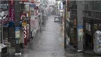 Siêu bão Hagibis: Sơ tán khẩn cấp gần 8 triệu dân trong vùng ảnh hưởng - Hơn 30 người bị thương