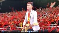 Ca khúc truyền lửa cho đội tuyển bóng đá Việt Nam