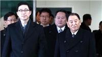 Cuộc gặp 'định mệnh' của Tổng thống Hàn Quốc Moon Jae-in gặp và trưởng phái đoàn cấp cao Triều Tiên