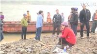 VIDEO: Tiếp tục tìm kiếm các nạn nhân mất tích trên sông Hồng