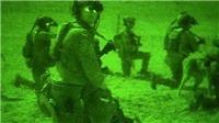 Lầu Năm Góc tung video kịch tính đặc nhiệm Mỹ tìm diệt phiến quân IS trong đêm