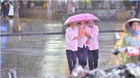 Bắc Bộ tiếp tục mưa, vùng núi đề phòng lũ quét và sạt lở đất