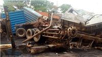 Vụ tai nạn ở dốc Cun, Hòa Bình: Xác định danh tính các nạn nhân