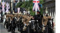 VIDEO: Xem trước diễu hành Lễ cưới Hoàng gia Anh
