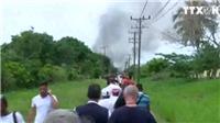 Mexico sẽ điều tra công ty cho thuê máy bay gặp nạn tại Cuba 1 giờ 30 phút trước