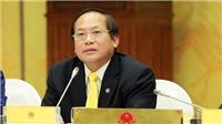 Tạm đình chỉ công tác Bộ trưởng Bộ Thông tin và Truyền thông đối với ông Trương Minh Tuấn