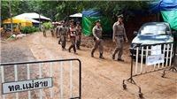 Giải cứu đội bóng thiếu niên Thái Lan: Hồi hộp mong chờ tin tức đầu tiên