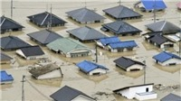 Nhật Bản dốc toàn lực tìm kiếm và cứu hộ nạn nhân mưa lũ