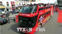 Từ 1/8, xe buýt hai tầng của Hà Nội sẽ chạy cả ban đêm