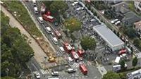 Hỏa hoạn tại Nhật Bản, hơn 40 người thương vong