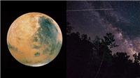Rạng sáng ngày 28/7: Ngoài nguyệt thực toàn phần, còn xem được cả mưa sao băng và sao Hỏa ở gần Trái Đất nhất