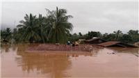 Vỡ đập thủy điện tại Lào: Tan hoang sau lũ lớn