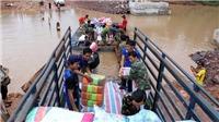 Vỡ đập thủy điện tại Lào: Chính phủ Lào cảnh báo về việc đưa tin ảnh giả mạo