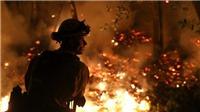 Mỹ tuyên bố cháy rừng tại California là 'thảm họa nghiêm trọng'