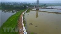 Hà Nội: Mực nước Sông Bùi, sông Tích vẫn trên mức báo động III