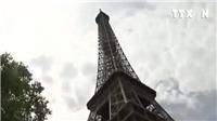 VIDEO: Tháp Eiffel bị đóng cửa do đình công