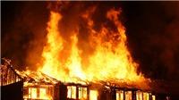Nhóm trẻ em tự nấu ăn gây hỏa hoạn nghiêm trọng thiêu rụi 200 ngôi nhà