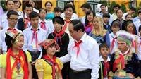 Những kỷ niệm khó quên của phóng viên chuyên trách với Chủ tịch nước Trần Đại Quang