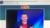 Nhà báo Lại Văn Sâm chính thức tham gia mạng xã hội Facebook