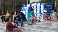 Cư dân Carina Plaza đang 'sống chui' trong căn hộ của mình