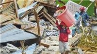 Động đất, sóng thần tại Indonesia: Sẽ ngừng tìm kiếm nạn nhân mất tích từ ngày 11/10