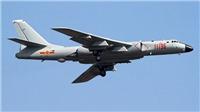 Hải quân Trung Quốc trang bị thêm dàn máy bay ném bom H-6J