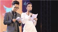 Hoa Hậu Đỗ Mỹ Linh lần đầu làm MC trên sân khấu lớn ngoài trời
