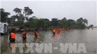 Quảng Trị: Tìm thấy thi thể nạn nhân bị nước cuốn trôi