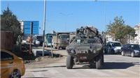 Thổ Nhĩ Kỳ tăng cường vũ khí hạng nặng tới biên giới Syria