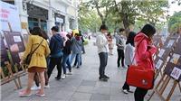 Bế mạc Triển lãm Giải Biếm họa báo chí Việt Nam - Cúp Rồng tre lần V-2018