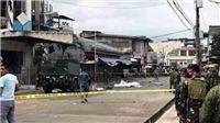 2 vụ nổ bom tại một nhà thờ ở Philippines, 8 người chết
