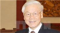 Tổng Bí thư, Chủ tịch nước Nguyễn Phú Trọng hội đàm với Tổng Bí thư, Chủ tịch nước Lào Bounnhang Vorachith – Ký kết 9 văn kiện hợp tác giữa hai bên