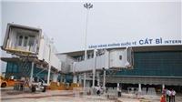 Chuẩn bị nâng cấp sân bay Cát Bi với tổng vốn đầu tư khoảng 3.600 tỷ đồng