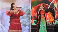 Chung kết 2 Sao Mai 2019: Nguyễn Diệu Thúy ngọt ngào và uyển chuyển, Mai Thy gây ấn tượng khi hát 'Hóa vàng'