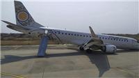 Myanmar: Máy bay chở gần 90 người hạ cánh bằng 'bụng' do bánh trước không mở