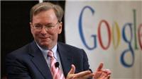 Google tạm biệt 'thuyền trưởng'Eric Schmidtvào tháng 6 tới