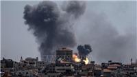 Các tay súng ở Dải Gaza tiếp tục bắn rocket sang lãnh thổ Israel