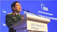 Đối thoại Shangri-La 2019: Toàn văn bài phát biểu của Bộ trưởng Quốc phòng Ngô Xuân Lịch