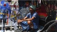 Nắng nóng trên 50 độ C tại Ấn Độ