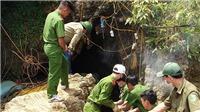Đã tìm được thi thể nạn nhân mắc kẹt trong hang đá tại Lào Cai