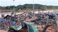 Vụ cháy nổ ở sân golf làm 2 người chết, 8 người bị thương