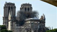 Thánh lễ đầu tiên tại Nhà thờ Đức bà Paris từ sau vụ hỏa hoạn
