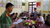 Sai phạm trong Kỳ thi THPT quốc gia 2018 tại Hà Giang: Dự kiến trung tuần tháng 7 sẽ xét xử vụ án