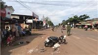 Bình Phước: Hai xe máy đâm nhau trực diện làm 3 người thương vong